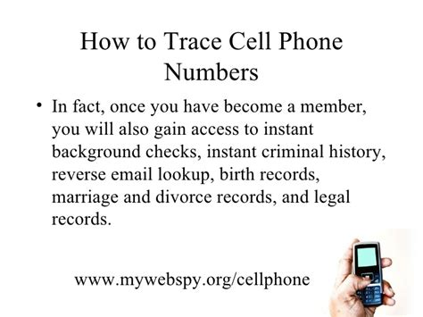 Cell Phone Records Divorce Cell Phone Trace How To Trace Cell Phone Numbers