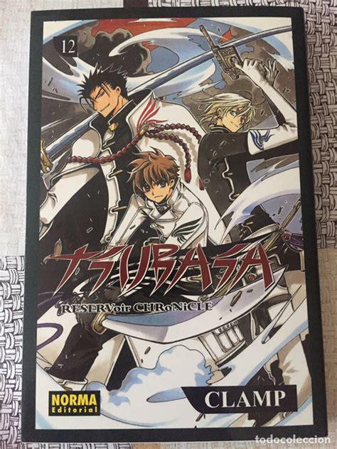 Komik Tsubasa Resevoir Chronicle Cl 4 tsubasa reservoir chronicle tomo 12 norma cl comprar comics en todocoleccion 87649983
