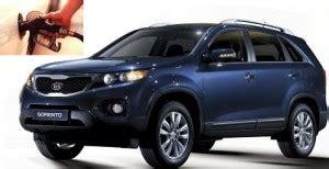 Kia 2013 Fuel Consumption Kia Sorento Fuel Consumption Per Gallon Or Litres