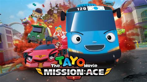 film tayo bhs indonesia the tayo movie mission ace english closed captio