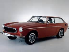 Volvo P1800 1961 Volvo P1800 Ghia Milestones