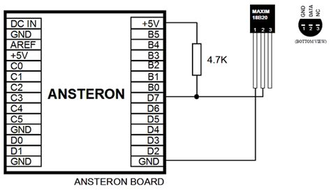 4 7k pull up resistor 4 7k pull up resistor 28 images building a raspberry pi 1 wire thermostat 187 designspark