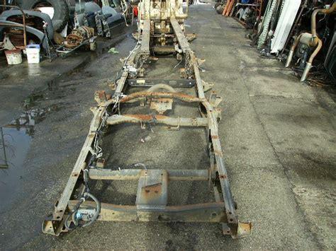 silverado   bare frame chasiss