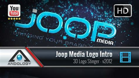Joop Media Logo Intro Animation V2012 Andology Corporation
