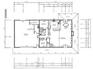 morton building homes floor plans 58 0081 floor plan 1 jpg 1 129 215 840 pixels house plans pinterest metal building homes