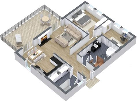 3d floor plan online create beautiful 3d floor plans online roomsketcher blog