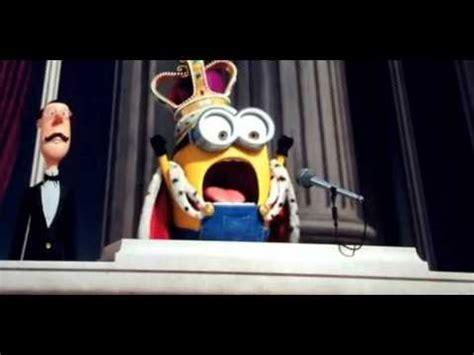 minions king bob youtube