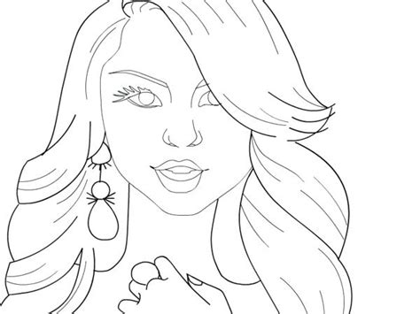 coloring pages of evie from descendants descendants coloring pages colouring evie uma coloring