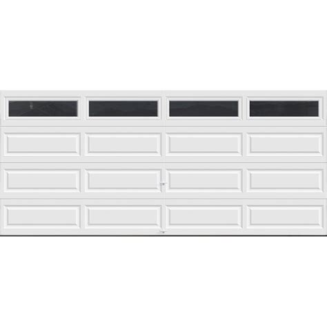 Marvelous Insulated Garage Door R Value #1: Clopay-garage-doors-hdpl13-sw-plain-64_1000.jpg