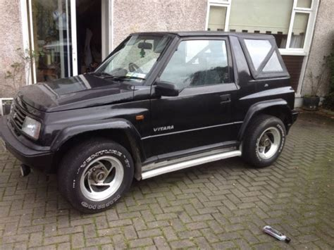 Suzuki Vitara Fatboy Suzuki Vitara Fatboy For Sale In Ballintemple Cork From