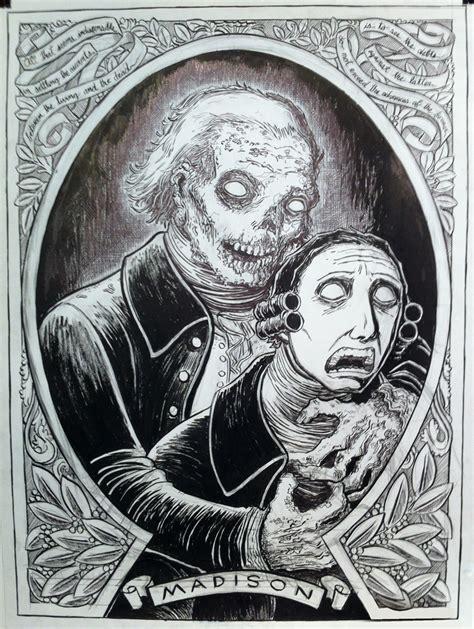H P Lovecraft Sketches by Non Lovecraft Sketch Mwf Mockman