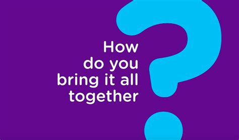 what does it all how do we bring it all together sizzle reel youtube