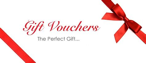 christmas beauty gift voucher the perfect present