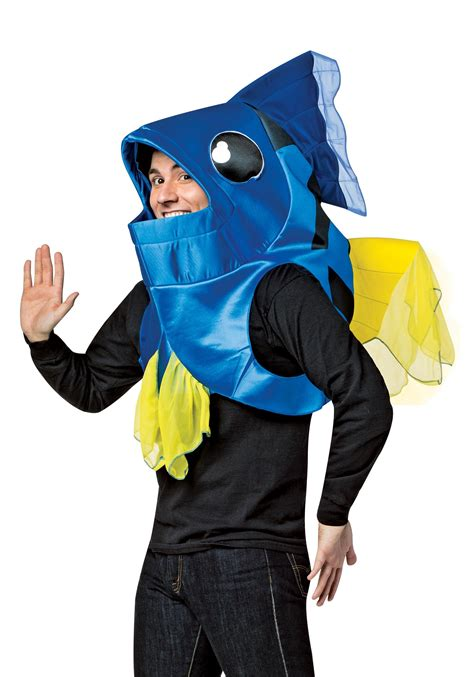 fish costume blue fish costume for adults