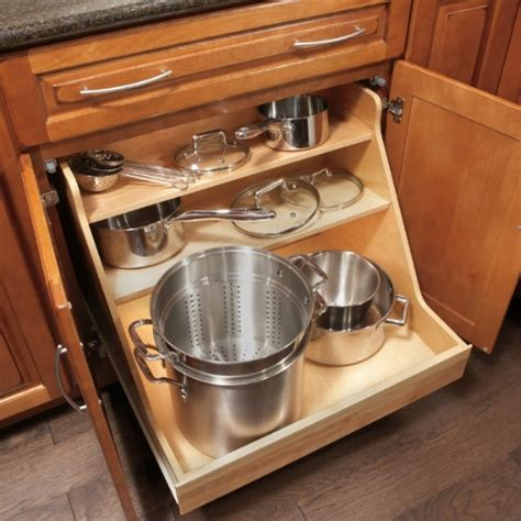 pots and pans organizer for the home