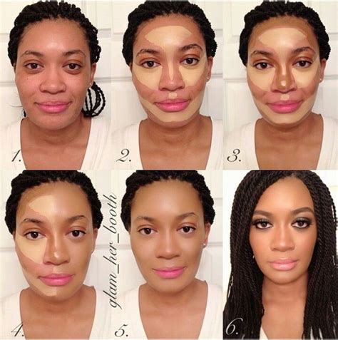 contour for jawels contour for mixed girls make up pinterest makeup