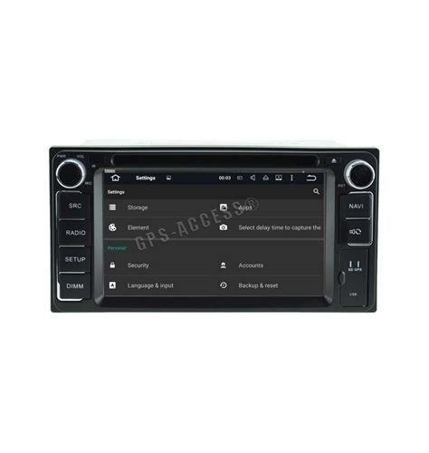 unit gps android 8 0 toyota corolla verso hilux