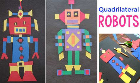 quadrilateral shapes  kids  bcause