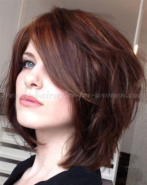 images layered hairstyles for shoulder length hair medium length hairstyles clavi cut lob layered haircut