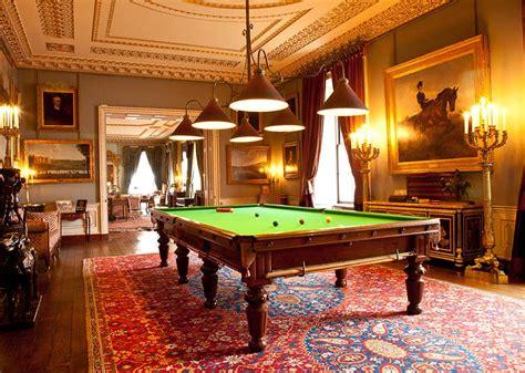 billard room the billiard room althorp estate