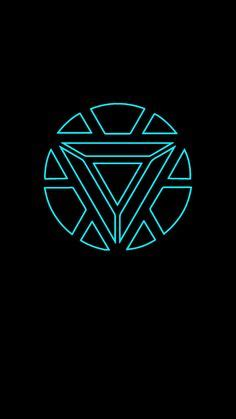 arc reactor wallpaper marvel tony stark fondo