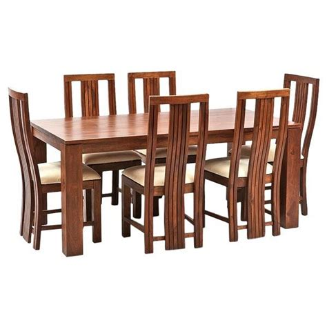 Ethnic India Madrid 6 Seater Sheesham Wood Dining Set With Table Buy Ethnic India Ethnic India Madrid 6 Seater Sheesham Wood Dining Set With Table Buy Ethnic India
