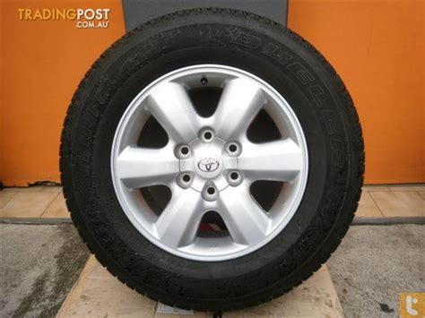 Toyota Wheels For Sale Toyota Hilux Sr5 17 Inch Genuine Alloy Wheels For Sale In