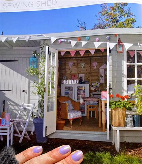 shed decor how to decorate and furnish your favourite