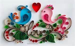 Home Design 3d 4 1 1 Birds Quilling Art By Larisa 2