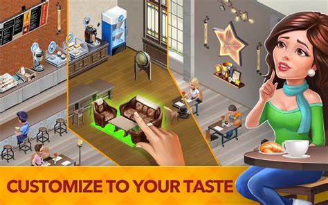 design your own coffee shop game my cafe recipes stories android apps on google play