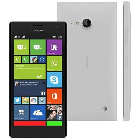 imagenes para celular windows celular desbloqueado nokia lumia 730 dual branco com tela