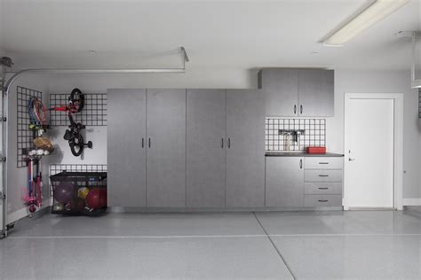 Garage Cabinets San Antonio Organized Garages Custom Garage Systems