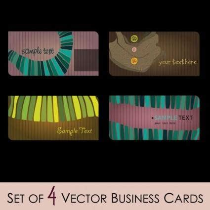 embroidery business card template illustrator cross stitch patterns 10 vector free vector 4vector