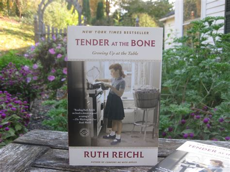 s tender books book giveaway ruth reichl s tender at the bone signed by