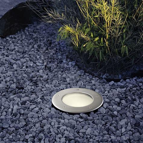 in ground recessed lighting eglo 86189 riga 3 exterior round ground recessed uplighter