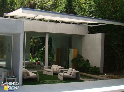 modern retractable awning 31 best retractable awnings images on pinterest