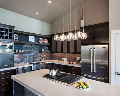 lighting for the kitchen how to get your kitchen ceiling lights right ideas 4 homes