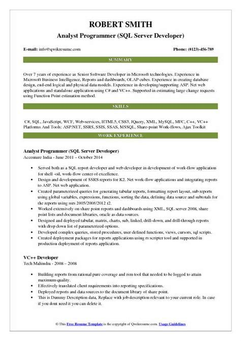Business Systems Analyst Resume Exles by System Analyst Resume Cover Letter
