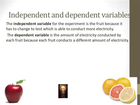 fruit electricity shnutez s fruit and electricity experiment