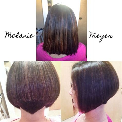 how to cut a disconnect bob haircut pinterest the world s catalog of ideas