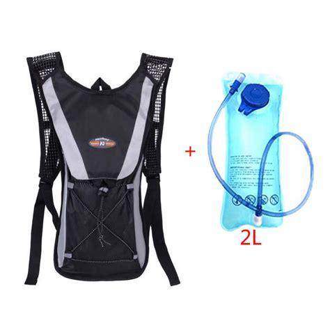 Bag Nature 2l 1 2l water bag tank backpack hydration bladder hiking motorcross backpack hiking climbing
