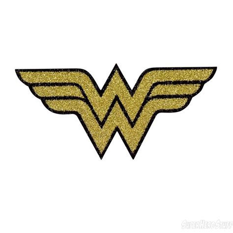 wonder woman symbol tattoo symbol