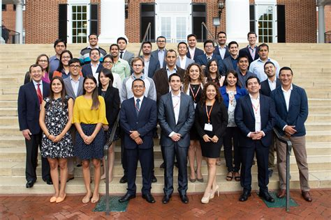 Mba Wallace School by Mba Students From Peru Learn Lessons In Innovation And