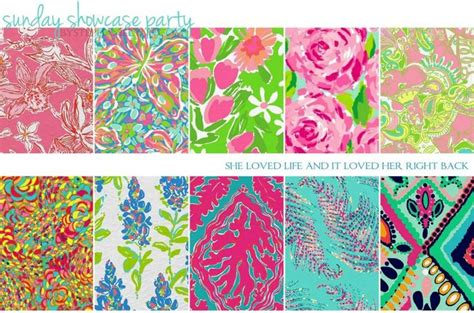 lilly pulitzer flower pattern name 118 best lilly prints images on pinterest lilly