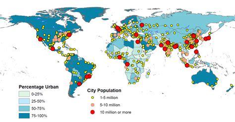 sa population flocking to cities