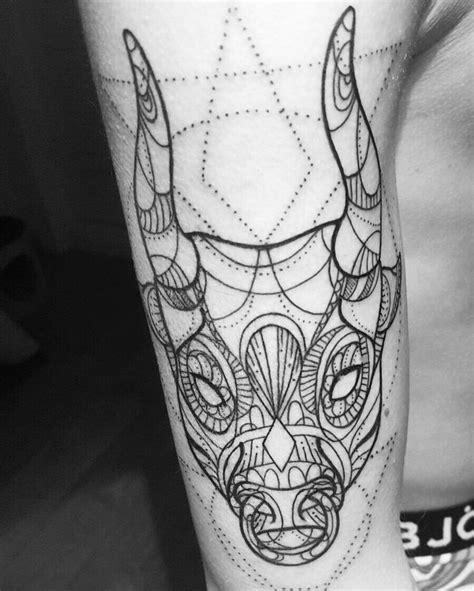 taurus zodiac tattoo designs 30 best taurus images on taurus tattoos