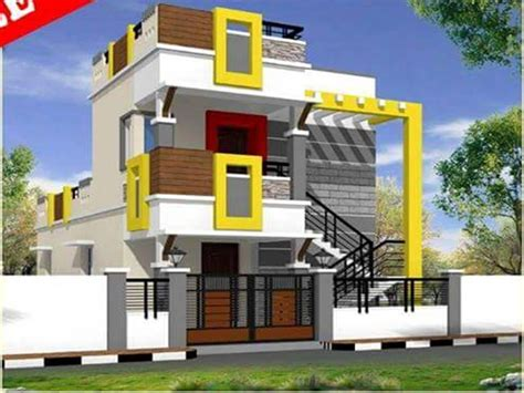 Small House Plans Andhra Pradesh Elevation Design For Duplex Indian House Exle House
