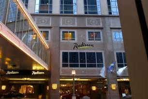 Radison Downtown Modern Hotel With Class Service Radisson