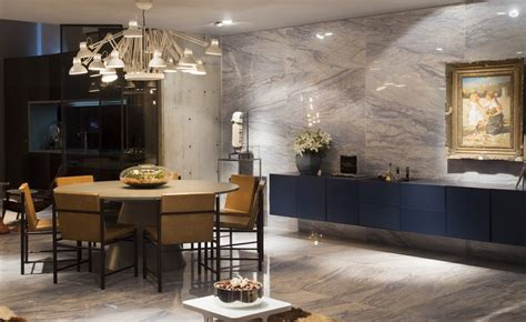 Design Tiles For Dining Wall Marble Wall And Floor Tiles Dining Area Lighting