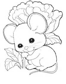 mouse coloring az coloring pages